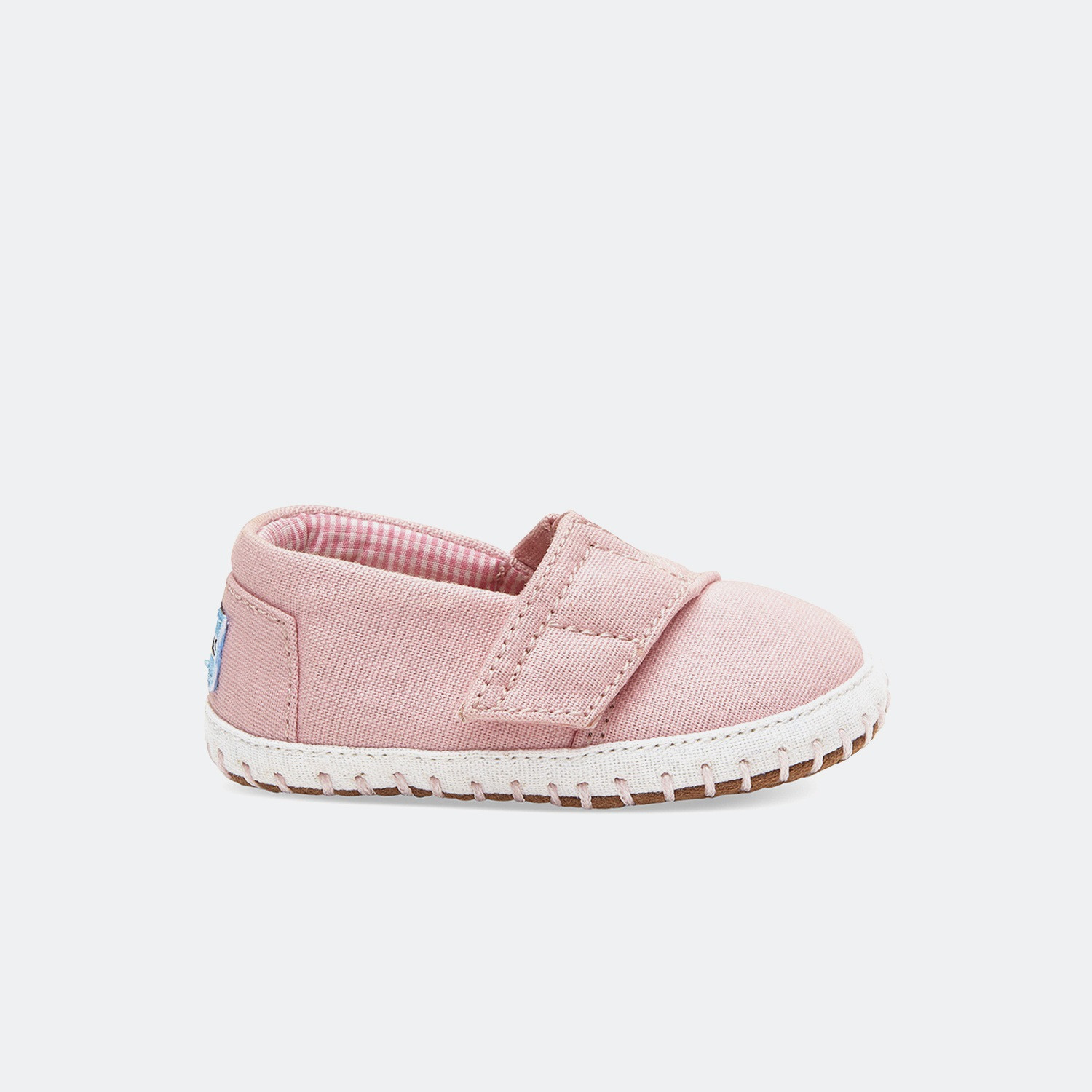 TOMS PINK CANVAS TN CRIBALP LAY