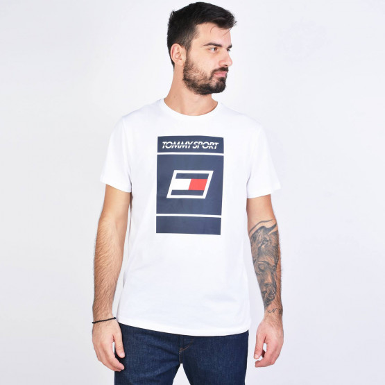 Tommy Sport GRAPHIC TEE 2