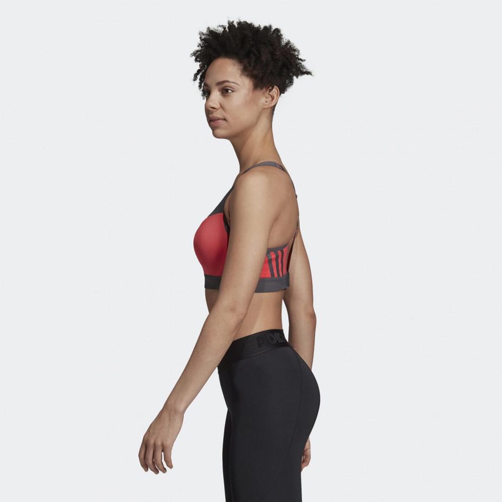 adidas Performance Stronger For It Bra - Αθλητικό Μπουστάκι