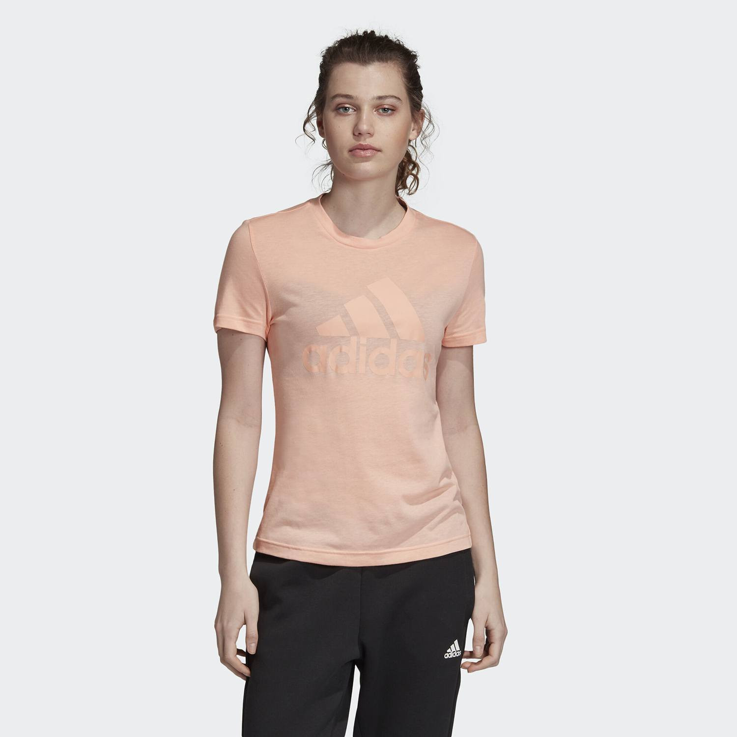 adidas Must Haves Badge Of Sport Women's Tee (9000032380_39533)