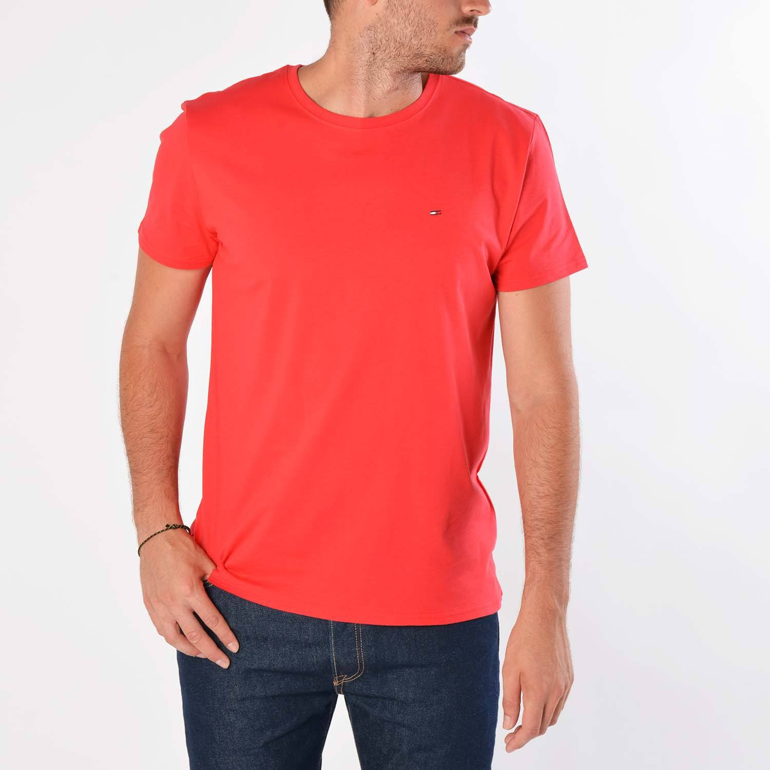 Tommy Jeans Essential Solid Tee