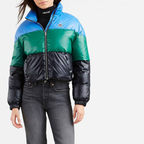Levi's Women's Short Puffer Coat