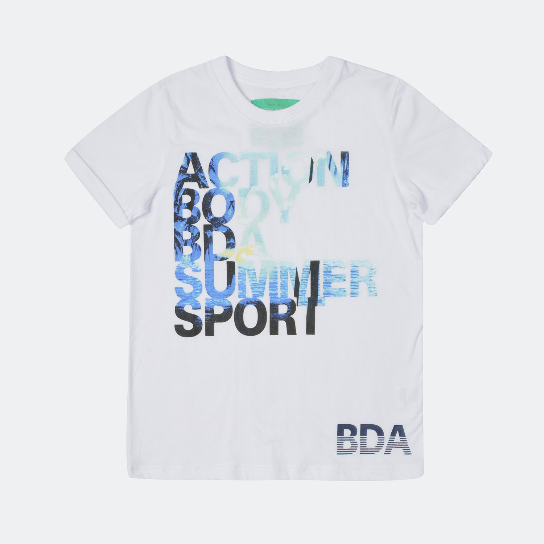 Body Action Boys Short SLeeve T-Shirt (9000007322_1898)