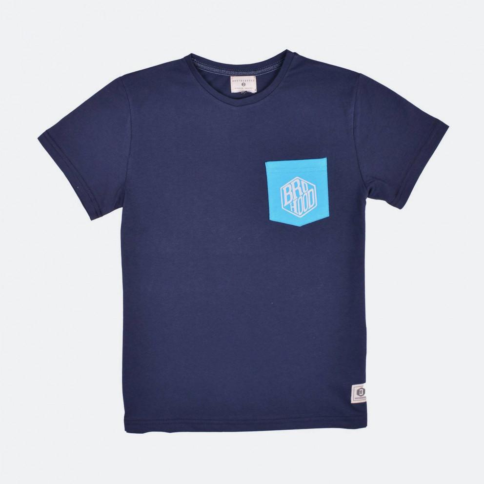 Brotherhood Bro-Hood Logo T-shirt