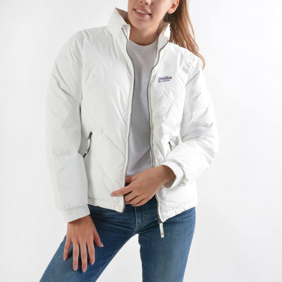 Emerson Women's P.P. Down Roll-in Hood Jacket