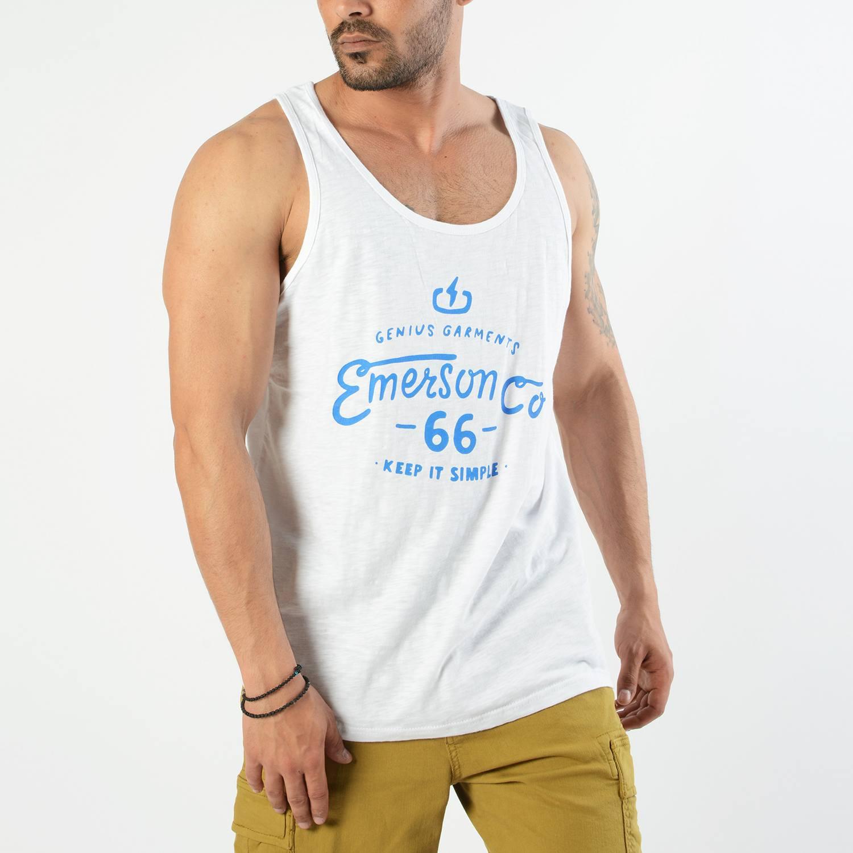 Emerson | Ανδρικό Αμάνικο T-shirt (9000005352_19597)