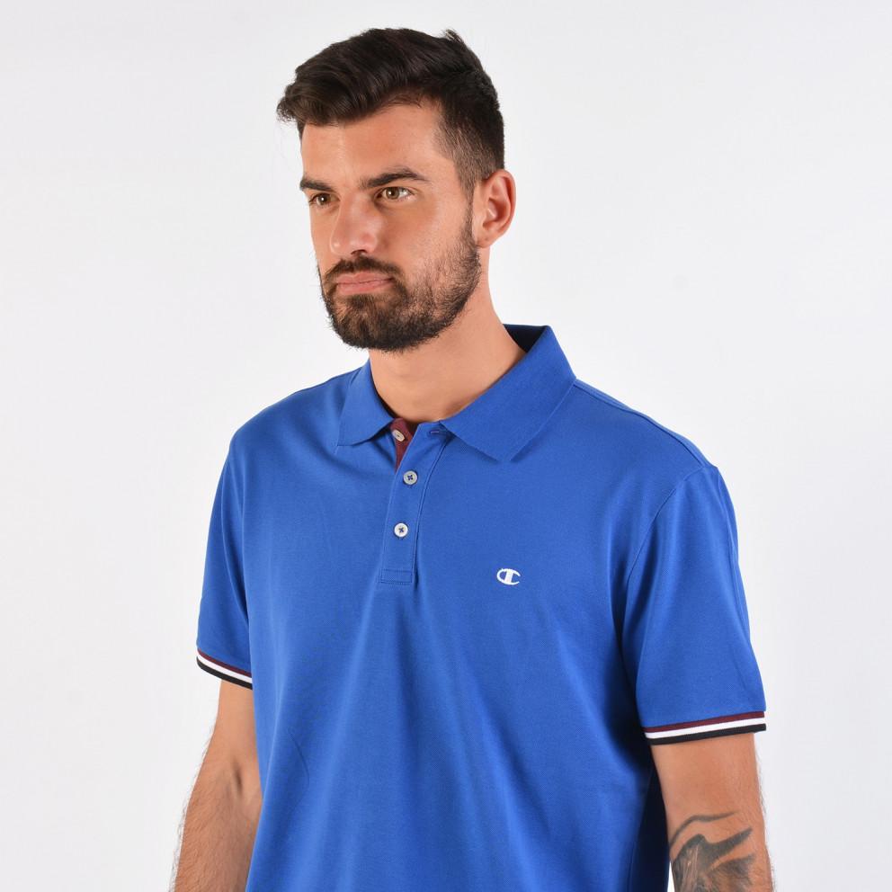 Champion Men's Polo T-Shirt - Ανδρική Μπλούζα