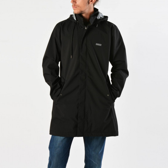 Emerson Men's Raincoat with Det/ble Hood