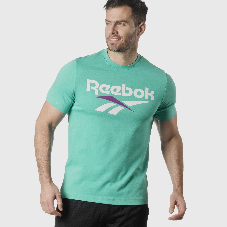 Reebok Classics Vector Men's Tee - Ανδρικό Μπλουζάκι (9000022853_7899)