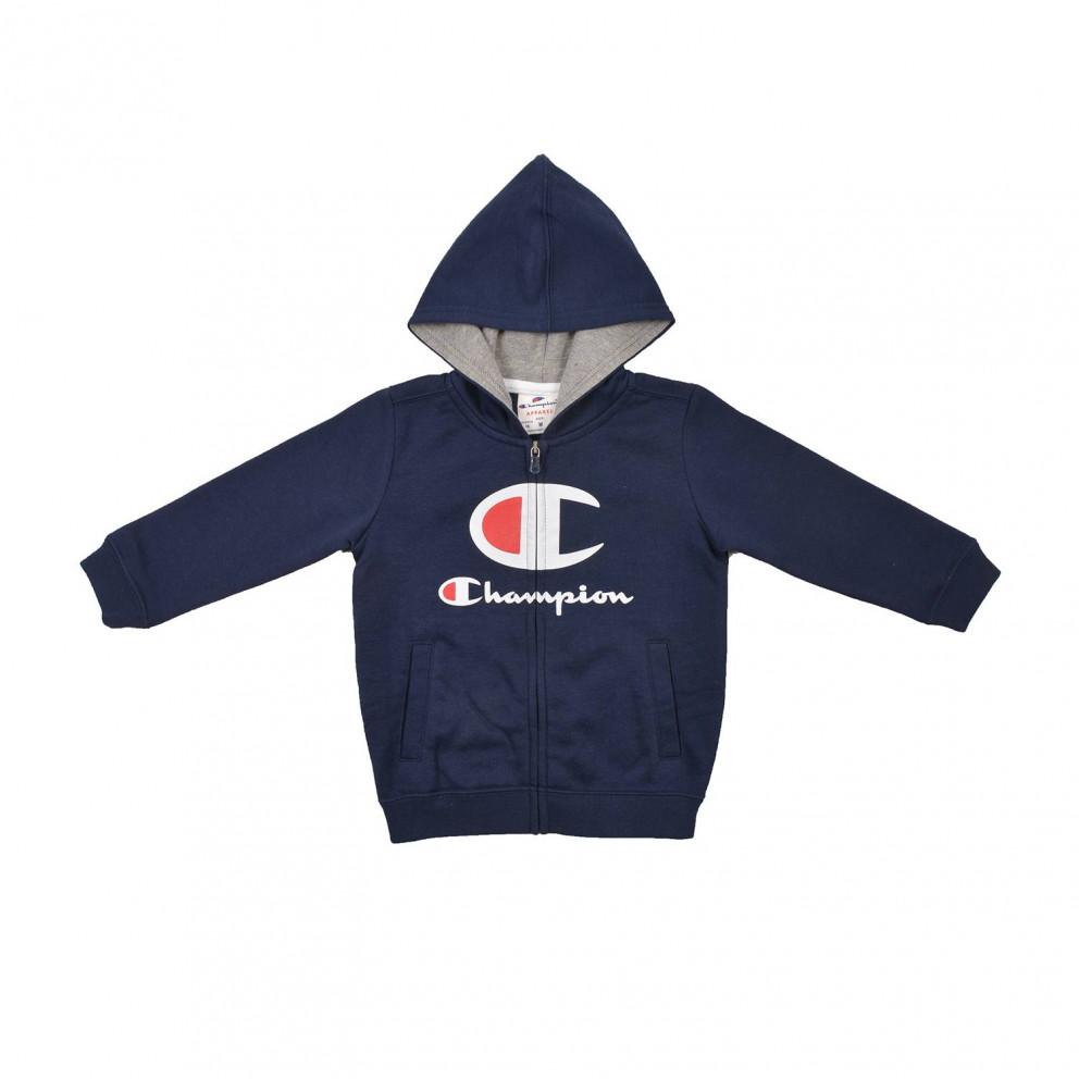 Champion Hooded Full Zip Suit