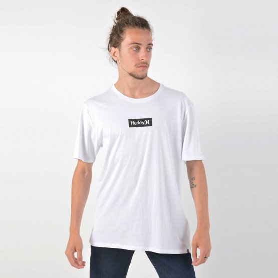 Hurley Men's One & Only Small Box Tee