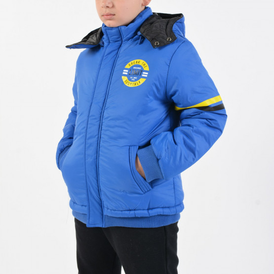 "Bodytalk Boys Hood Jacket ""Break the Limits"""