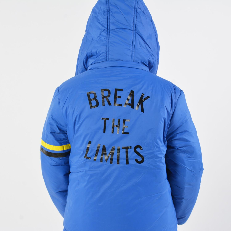 """Bodytalk """"Break the Limits"""" - Παιδικό Μπουφάν για Αγόρια"""