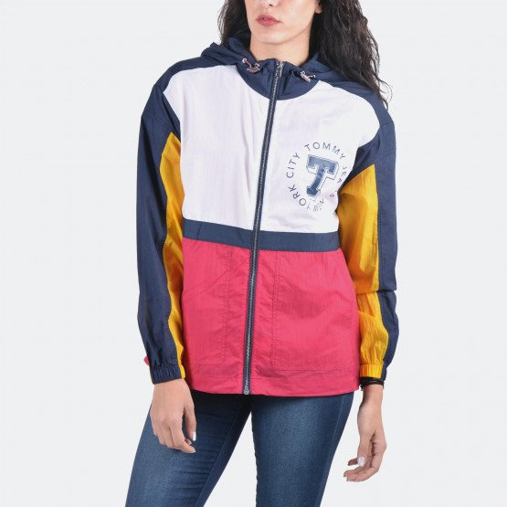 Tommy Jeans TJW COLOR BLOCK JACK