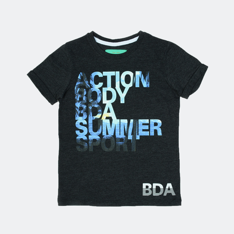 Body Action Boys Short SLeeve T-Shirt (9000007322_1899)