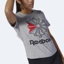 Reebok Classics Big Logo Graphic Women's Tee