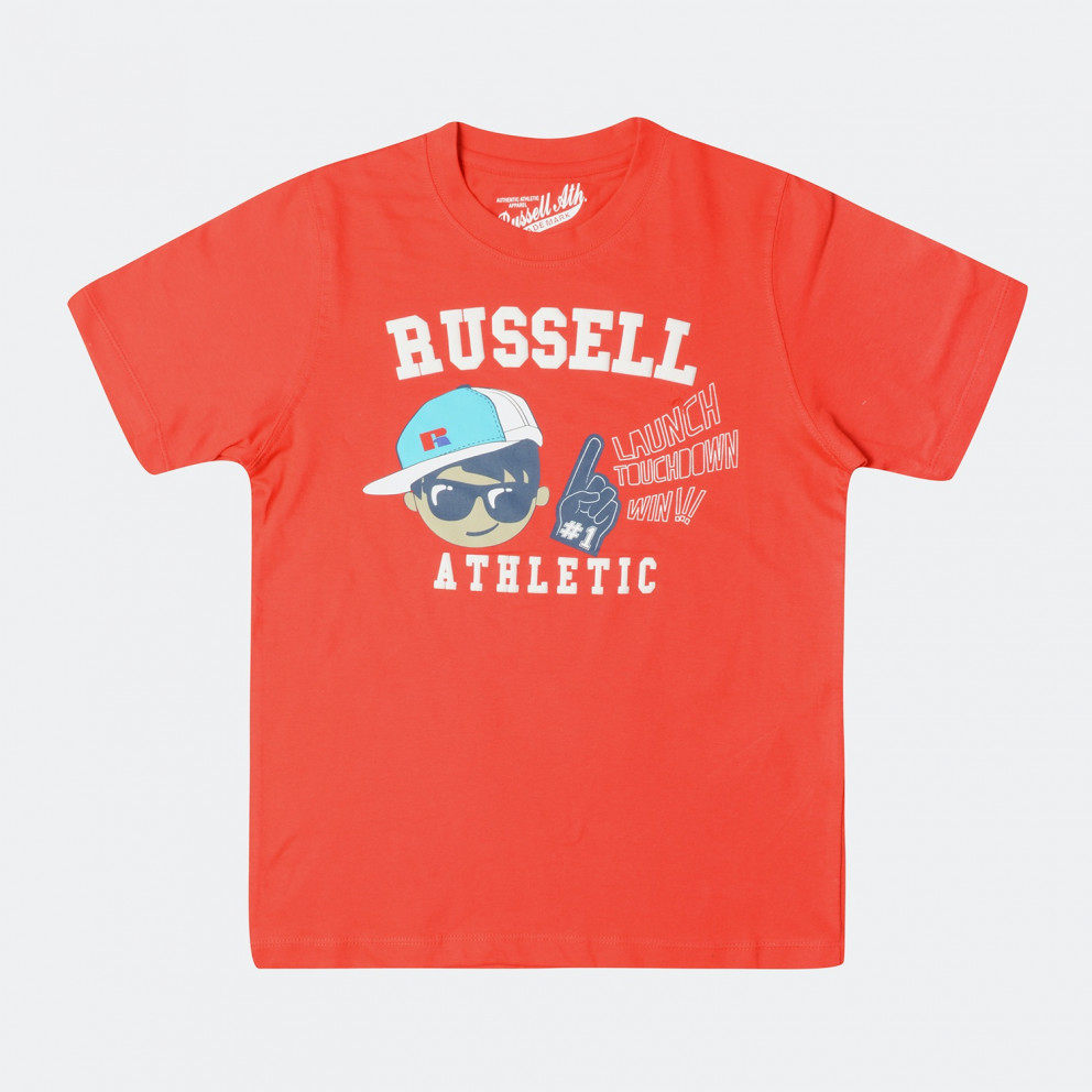Russell Athletic  Touchdown | Βρεφικό T-Shirt