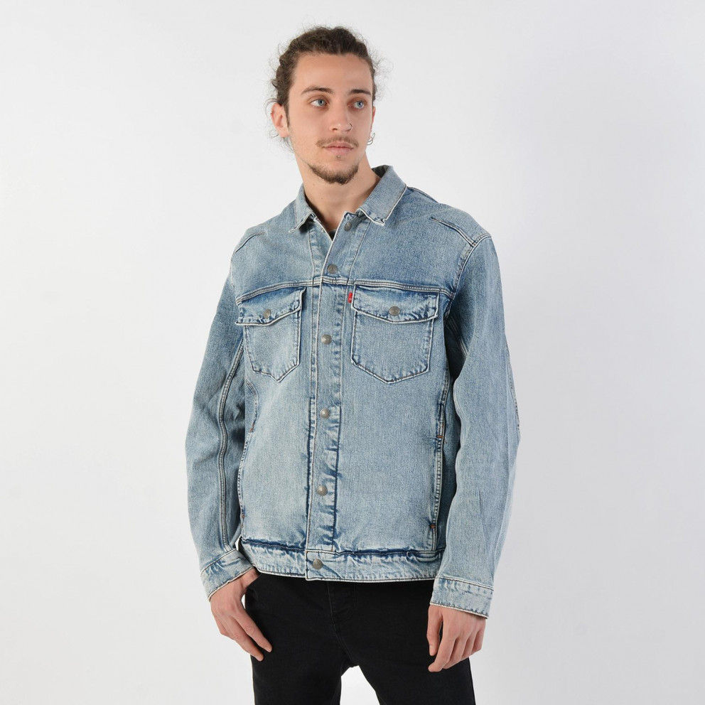 Levi'S Men'S Engineered Jeans Trucker Jacket