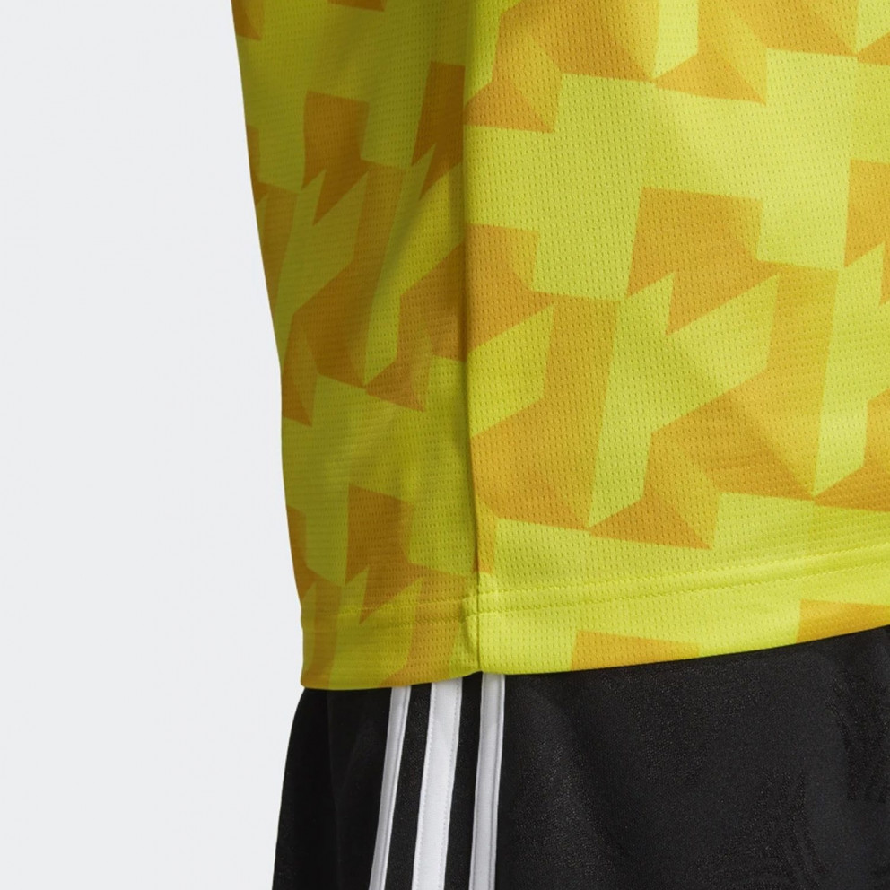 Adidas Tan Jersey Tee