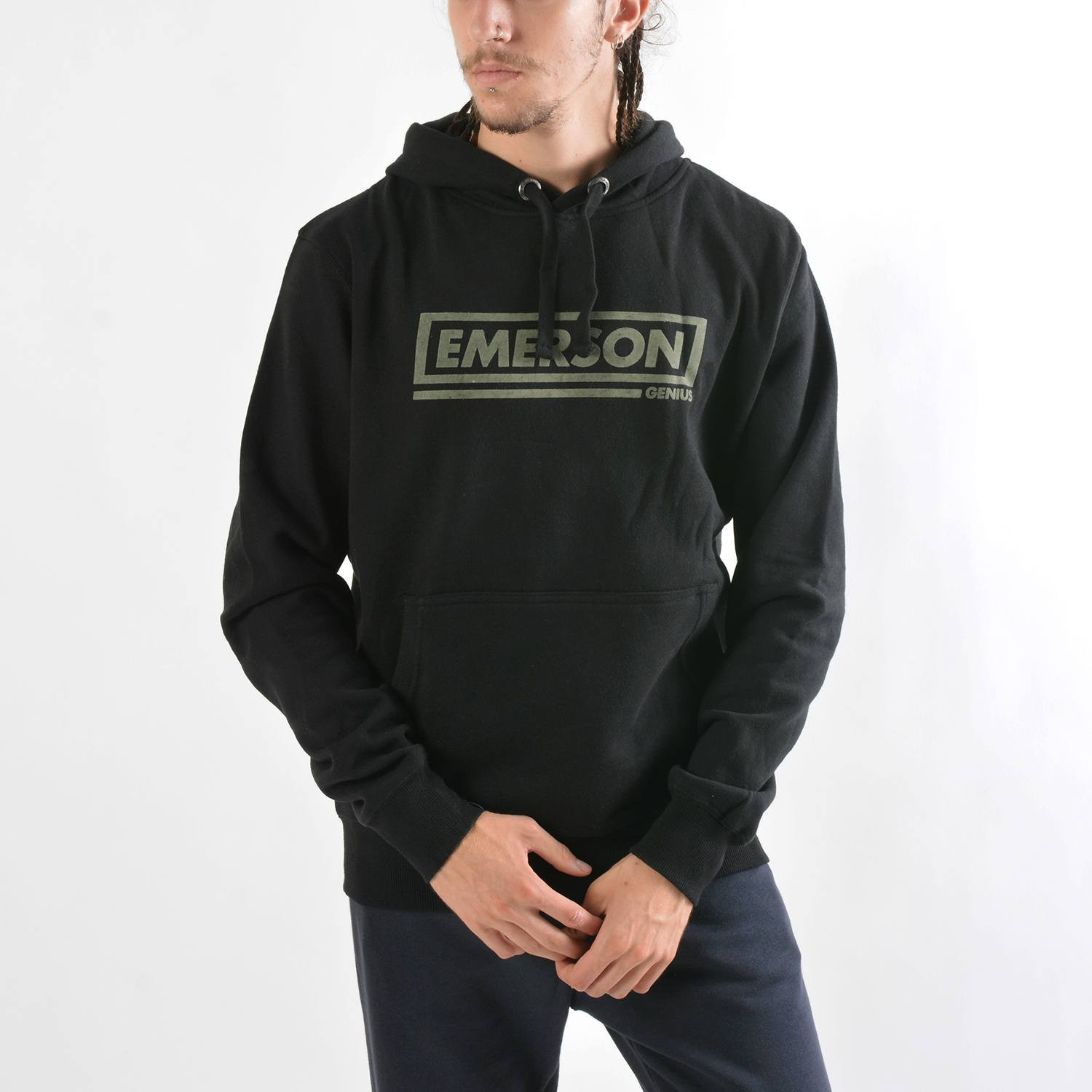 Emerson Men's Hooded Sweat (9000016449_1469)