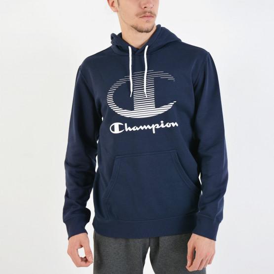 Champion Ανδρικό Φούτερ με Κουκούλα