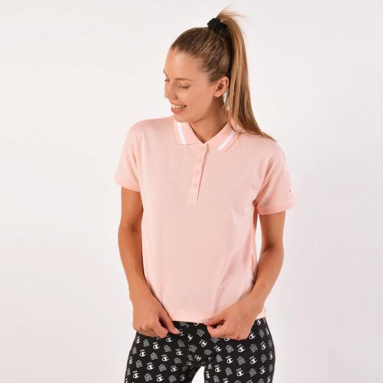 Champion Women's Polo T-Shirt