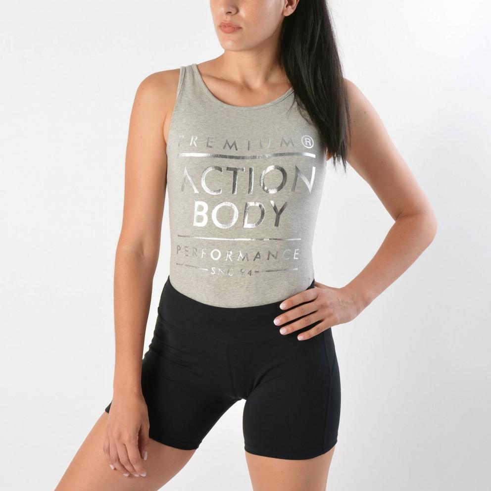 Body Action Women Staple Bodysuit