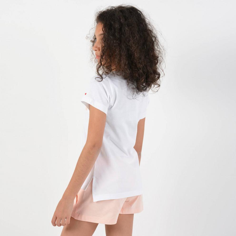 Champion Girl'S Crewneck T-Shirt