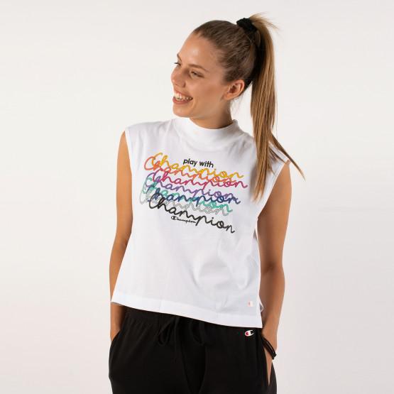 Champion Crewneck Sleeveless T-Shirt