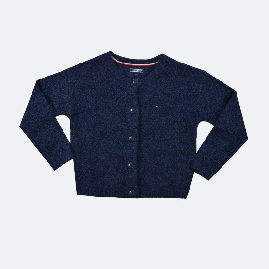 Tommy Jeans FLUFFY CARDIGAN