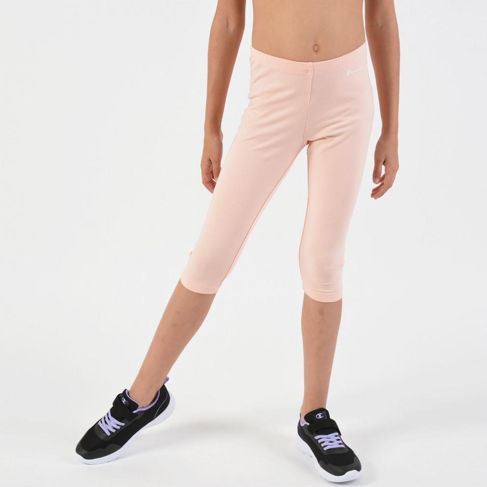 Champion Girl'S 3/4 Leggings