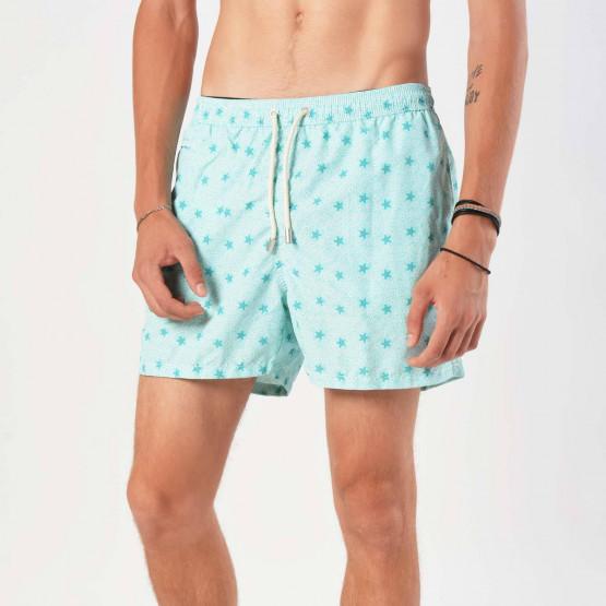 MC2 Swimshorts 56 Starfish Dot