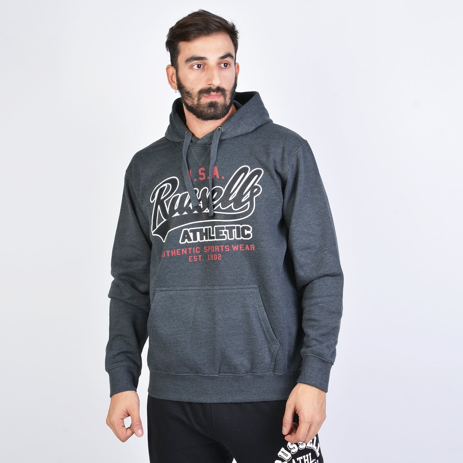 Russell USA-PULL OVER HOODY (9000039963_14269)