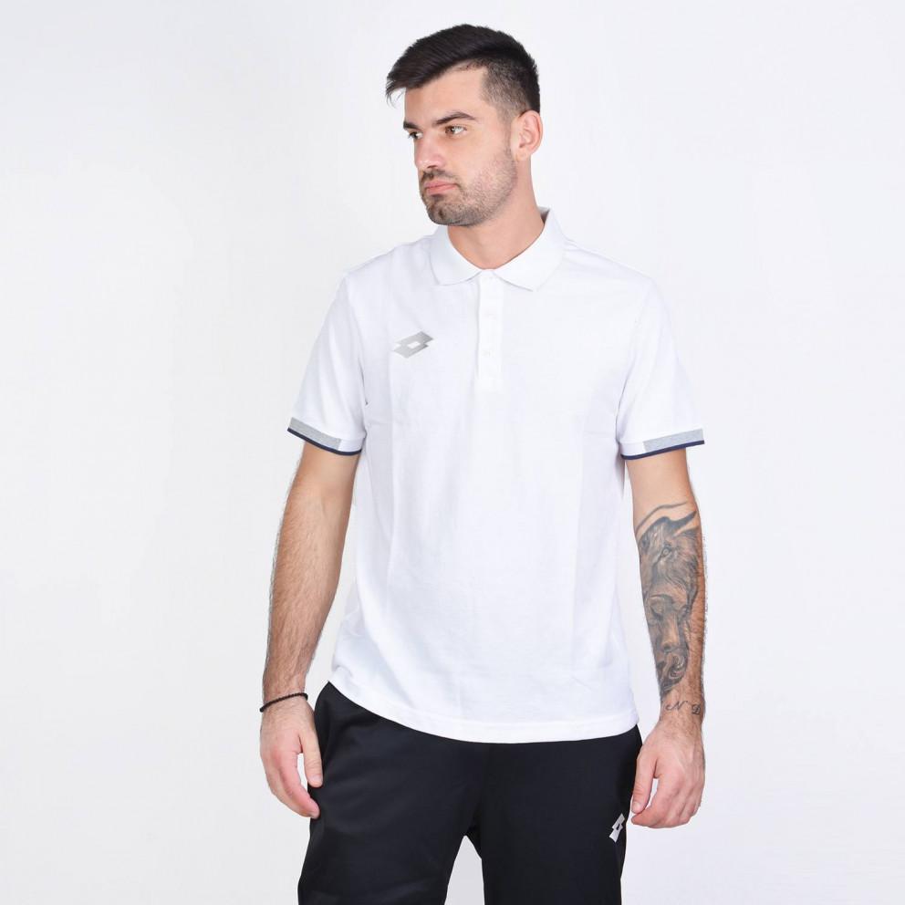 LOTTO DELTA PQ Ανδρικό Polo T-Shirt
