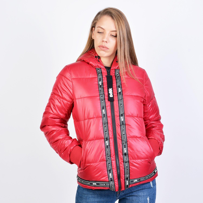 BODYTALK Hood Jacket - Γυναικείο Μπουφάν (9000037976_1921)