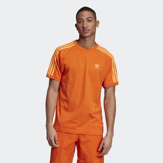 adidas Originals 3-Stripes Adicolor Tee - Ανδρικό Μπλουζάκι