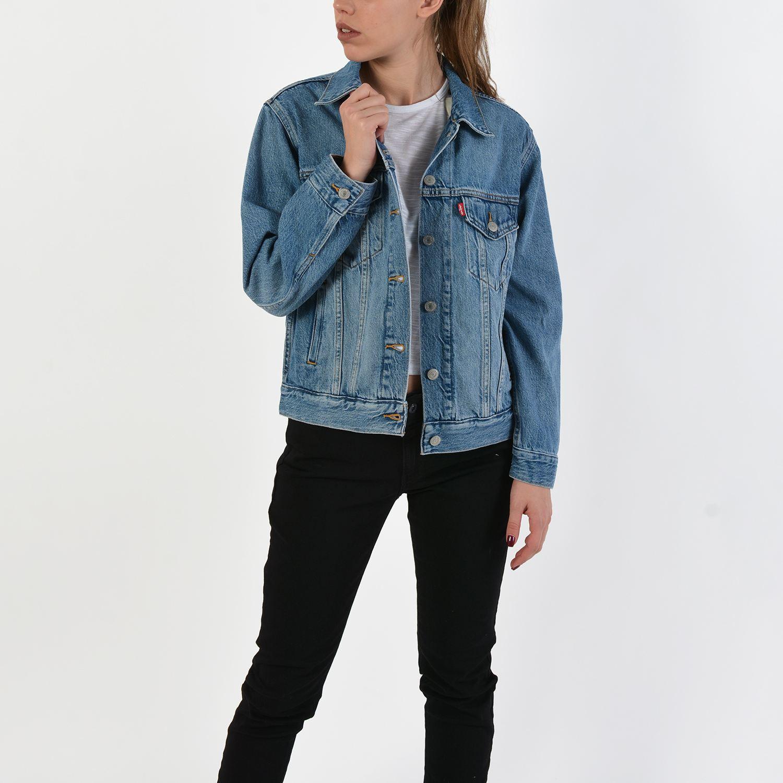 Levis Ex-Boyfriend Trucker - Γυναικείο Jacket (9000026630_26105)