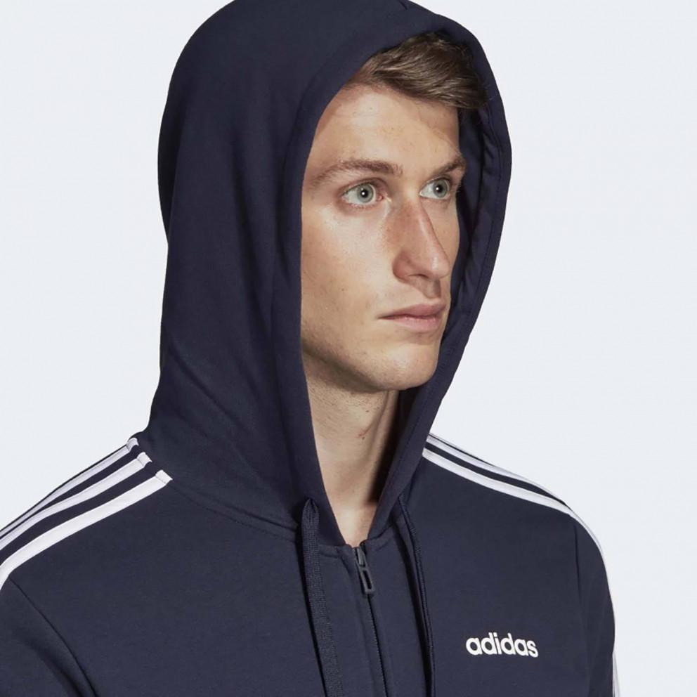 adidas Performance Essentials 3-Stripes Ανδρική Ζακέτα