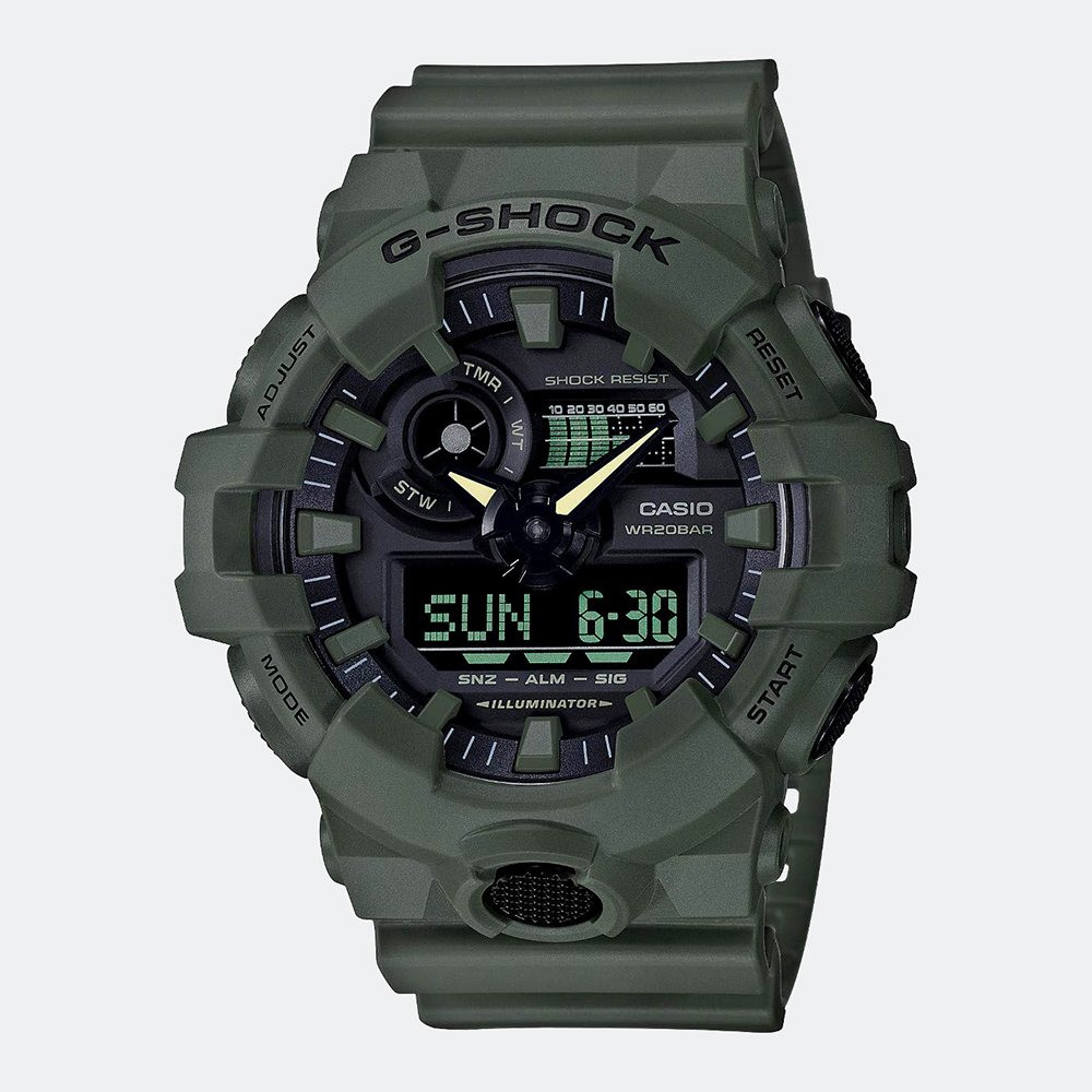 Casio G-Shock Ρολόι Χειρός Ανδρικό (9000028107_642)