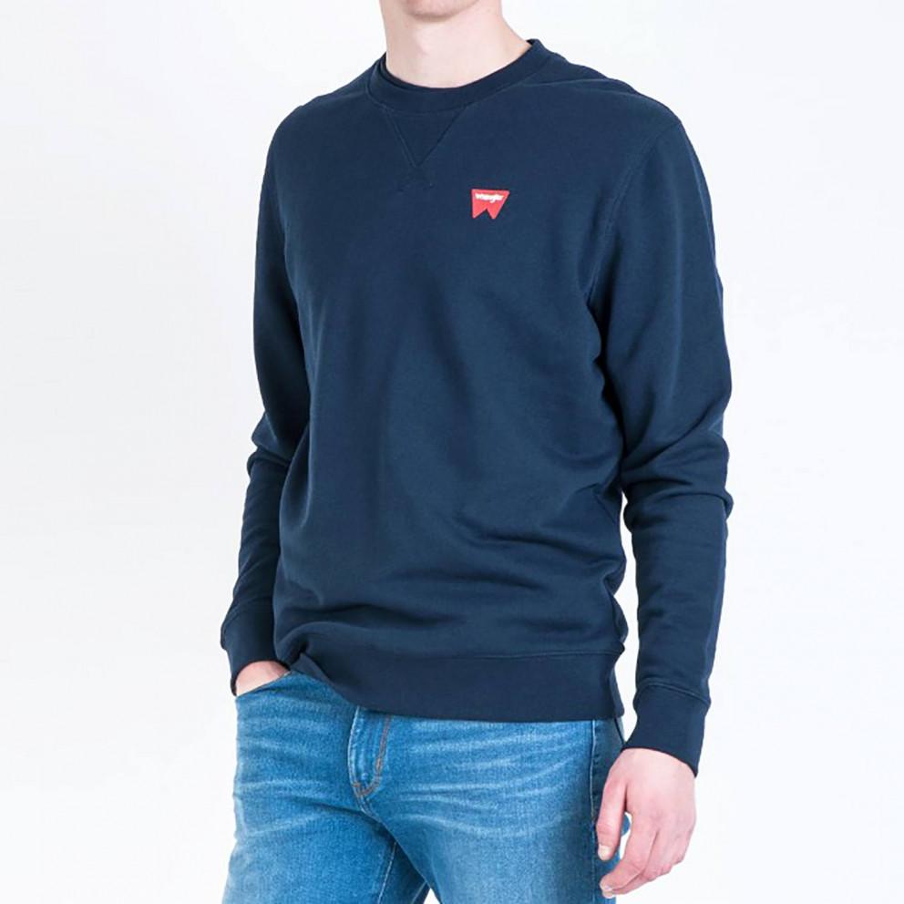 Wrangler Sign Off Sweatshirt