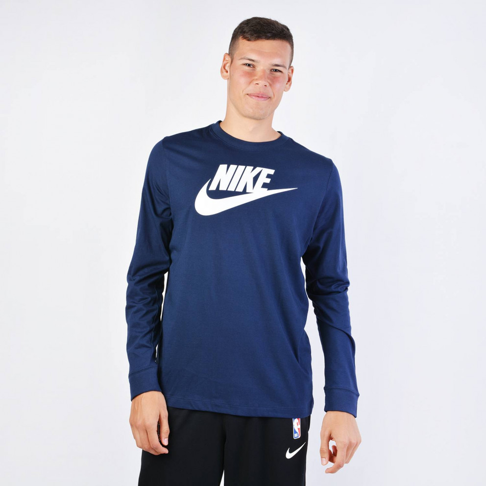 Nike Sportswear Icon Futura Long Sleeve Tee