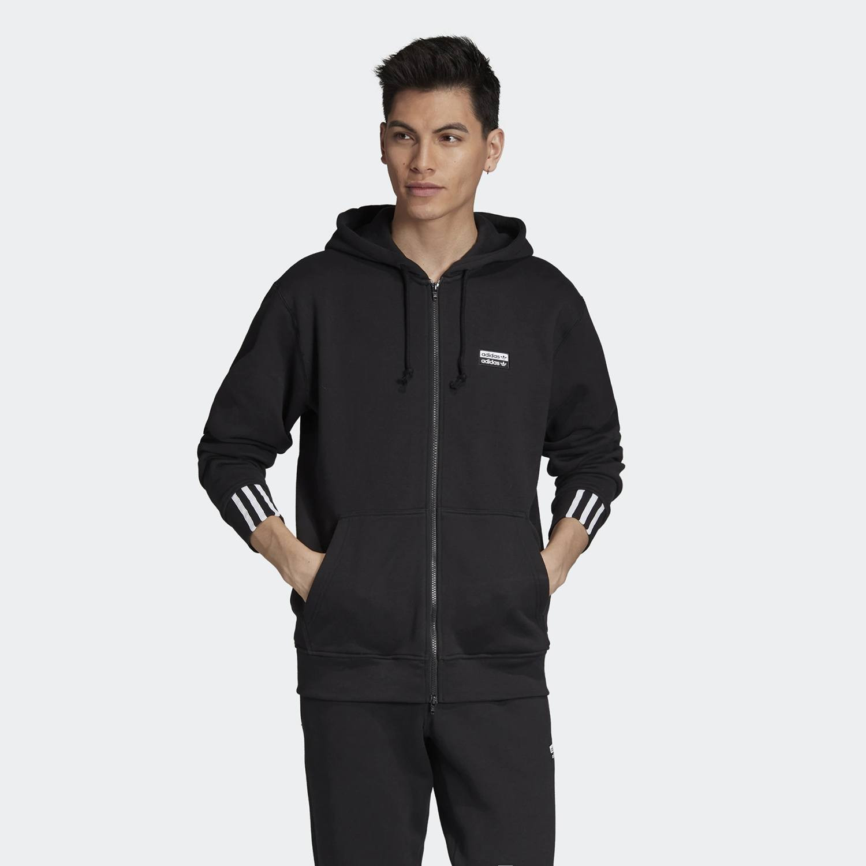 adidas Originals Full-Zip Men's Hoodie - Ανδρική Ζακέτα (9000033356_1469)