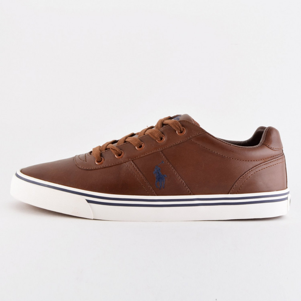 Polo Ralph Lauren Hanford Leather Trainer