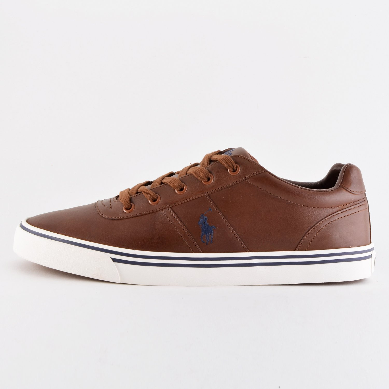 Polo Ralph Lauren Hanford Leather Trainer (9000041078_14403)