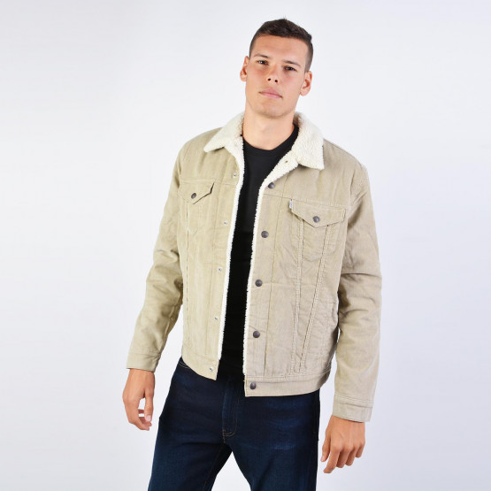 Levis Type 3 Sherpa Trucker True Chi