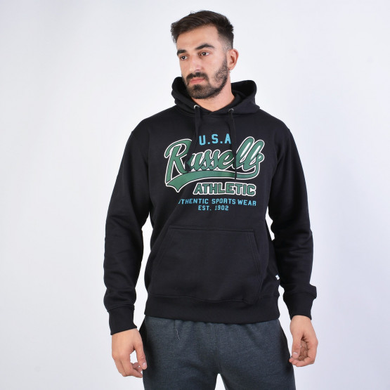 Russell USA-PULL OVER HOODY