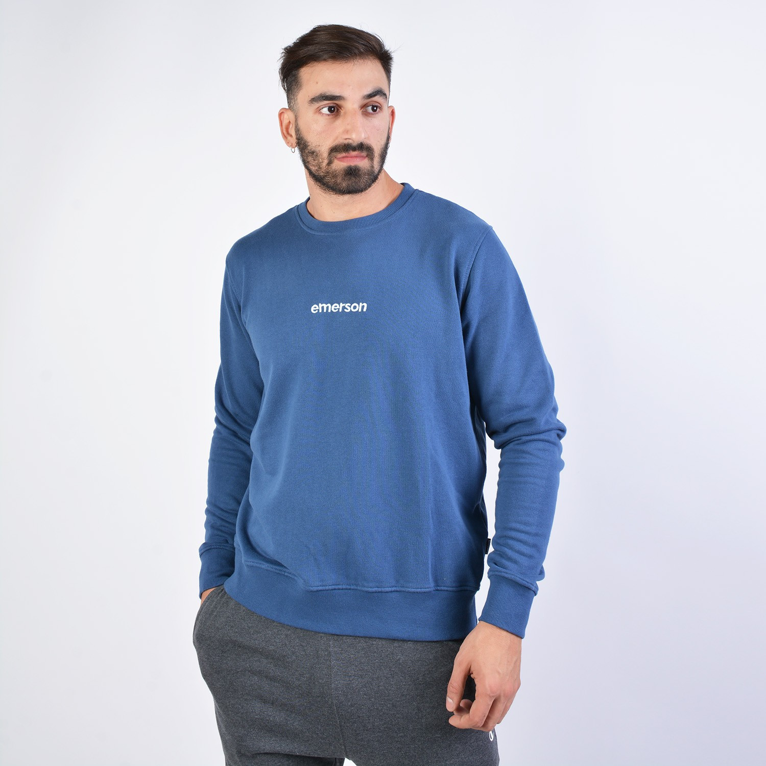 Emerson Men's Neckline Sweatshirt (9000036118_13008)