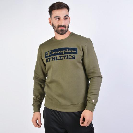 Champion Crewneck Sweatshirt - Ανδρική Μπλούζα