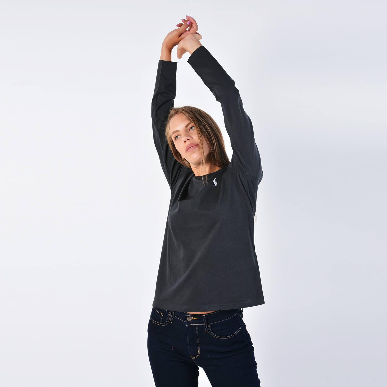 Polo Ralph Lauren Γυναικεία Μπλούζα με Μακρύ Μανίκι (9000039456_1469)