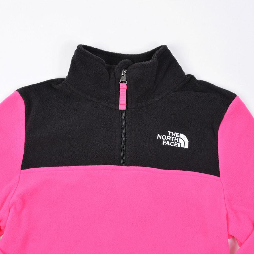 THE NORTH FACE Glacier Kids' 1/4 Zipped Sweatshirt
